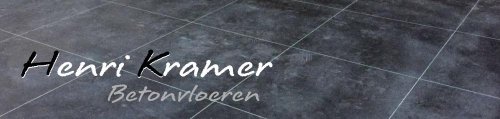 Henri Kramer Betonvloeren